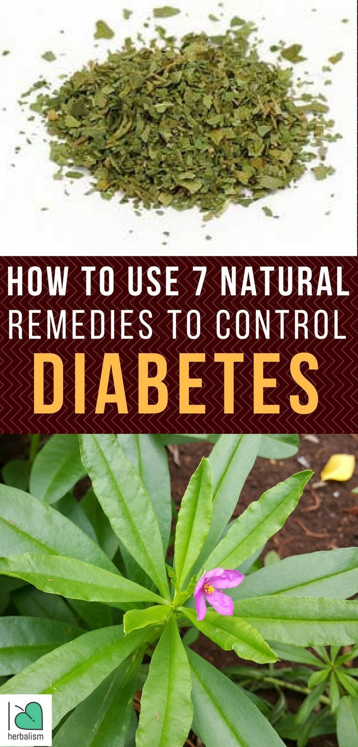 Top 7 Natural Herbs For Diabetes With Images Natural Herbs