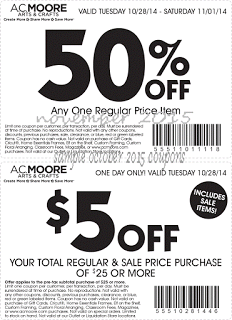 image relating to Ac Moore Printable Coupon named Free of charge Printable Discount coupons: AC Moore Discount codes sizzling coupon codes