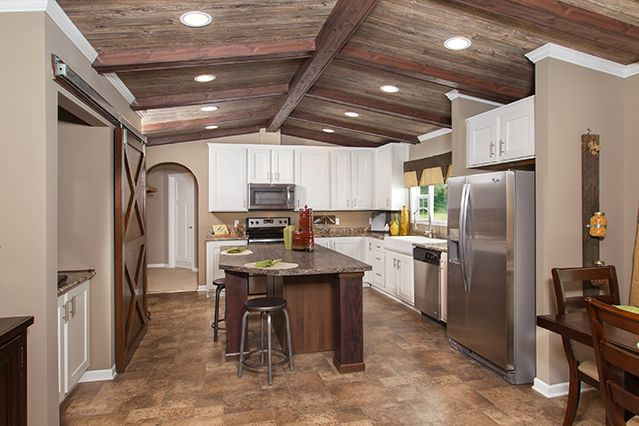Cool The Houston 6727Dt Cavalier Homes Um Wow Mobile Homes Largest Home Design Picture Inspirations Pitcheantrous