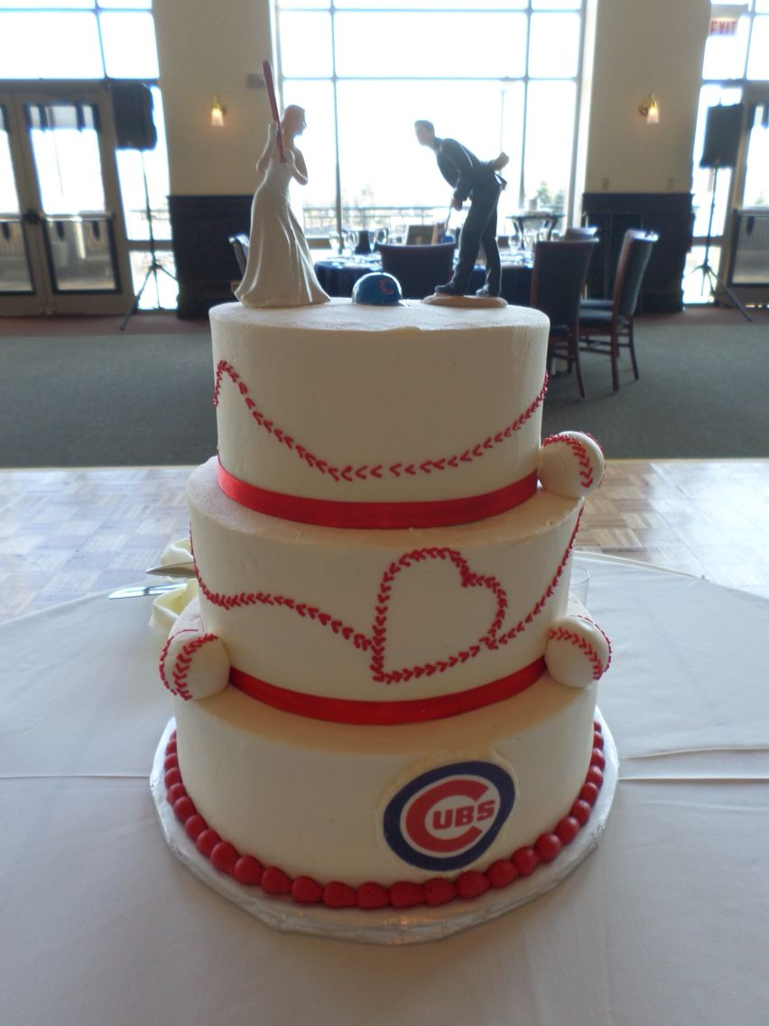 wedding cakes in chicago chicago cubs wedding cake my chicago cubs wedding 24600