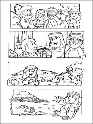 El Renuevo De Jehova La Parabola De La Oveja Perdida