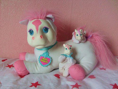 Pony Surprise!   Childhood toys, Retro toys, Vintage toys