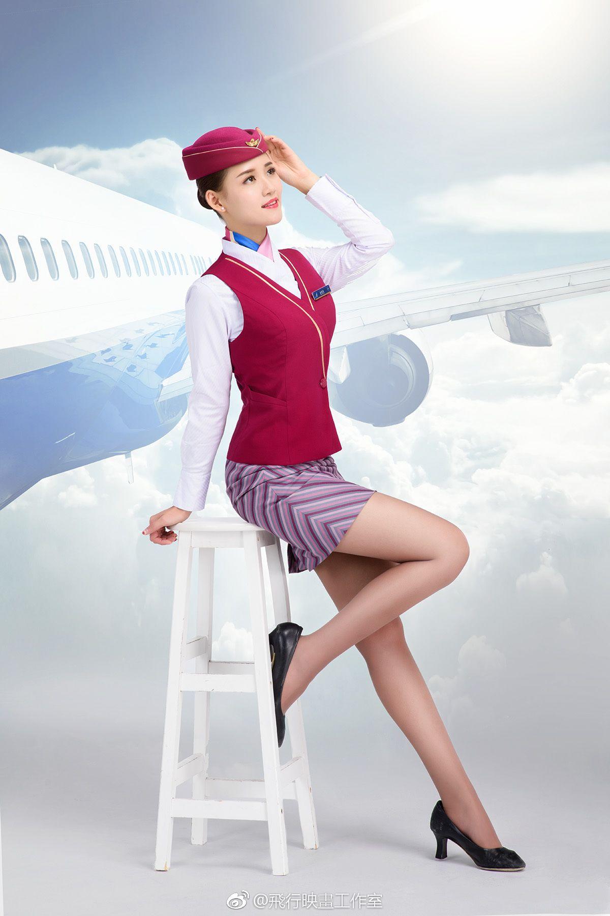 Хороша стюардесса фото