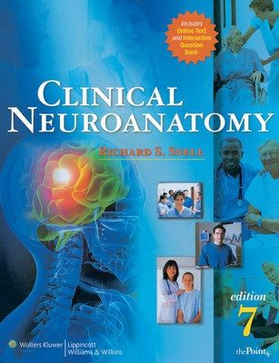 Clinical Neuroanatomy 7th edition PDF   Lmk's Med Books and