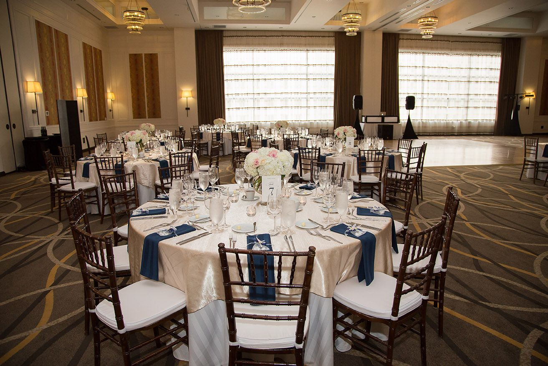Hutton Hotel Nashville Wedding Reception Nashville