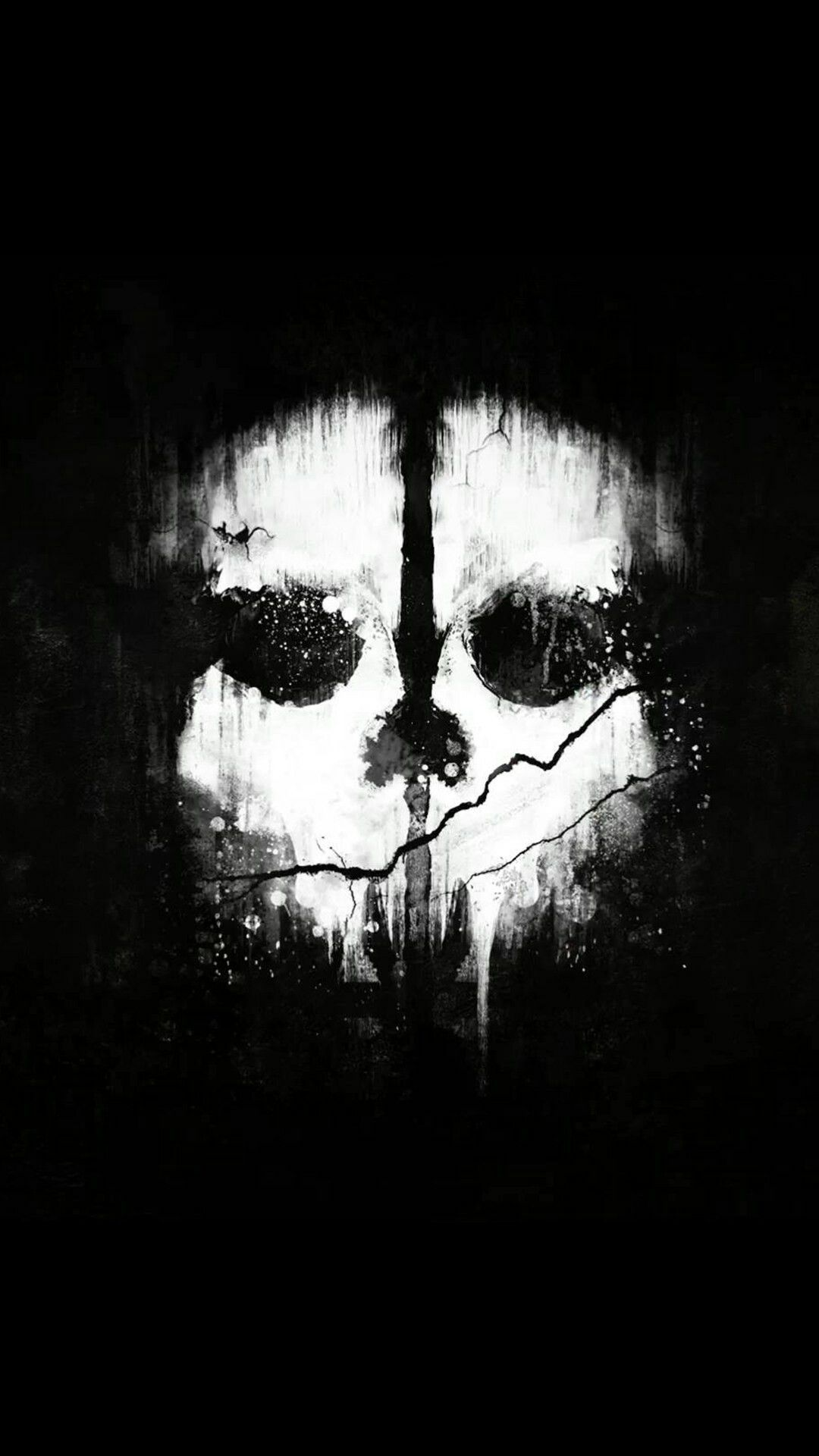 Call Of Duty Ghosts Logo Papel De Parede Do Exercito Papel De