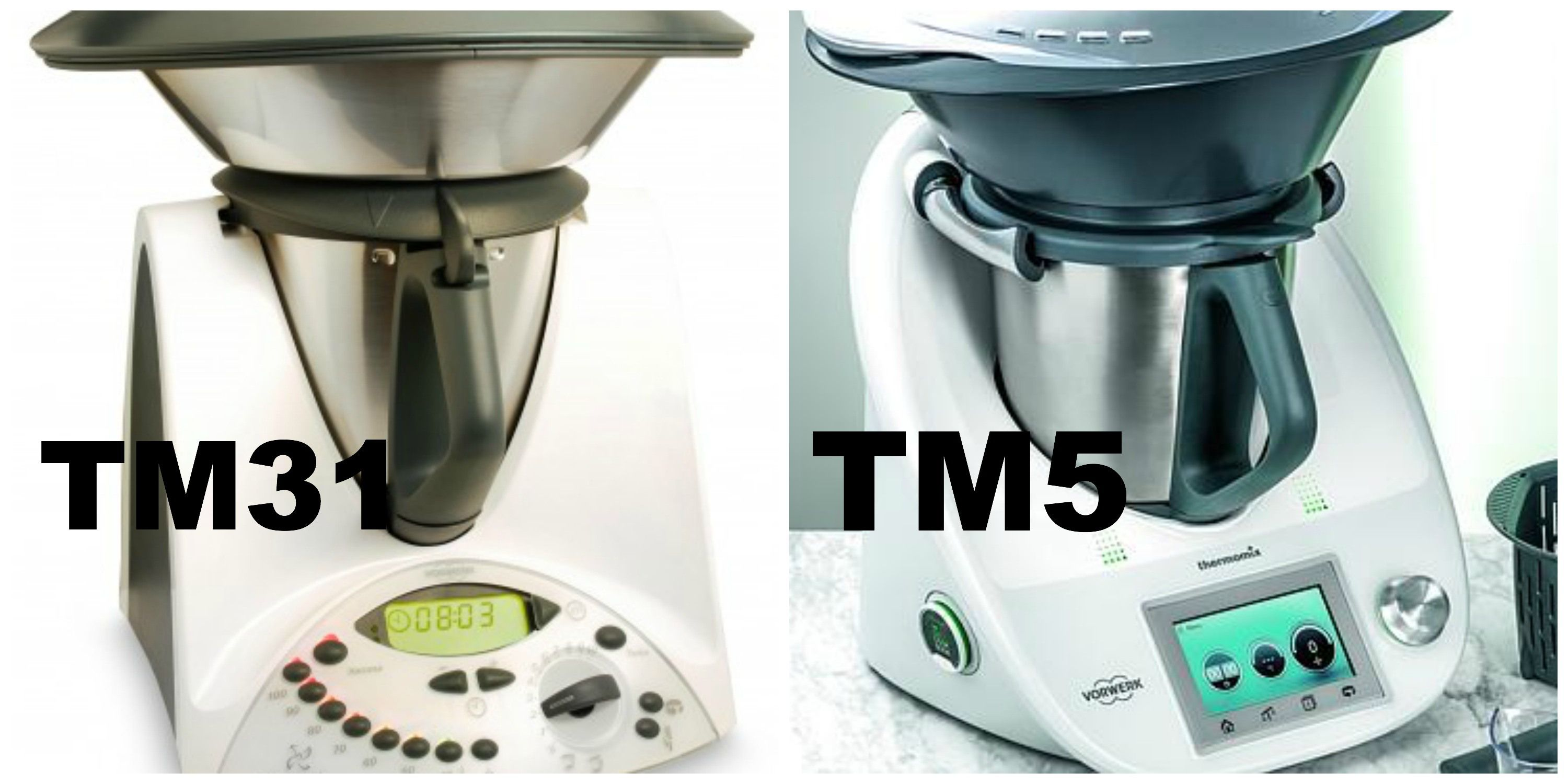 MY PERSPECTIVE ON THERMOMIX TM31 V TM5