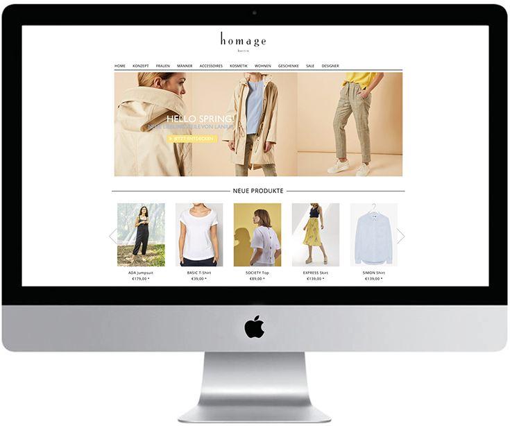 Online Shop Für Mode