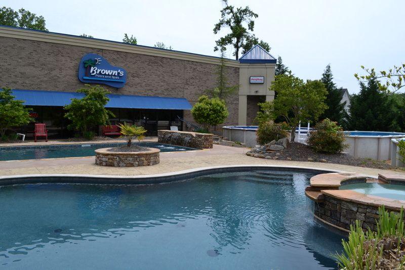 Dallas Ga Location Brown S Pools Spas 2116 Hiram Acworth