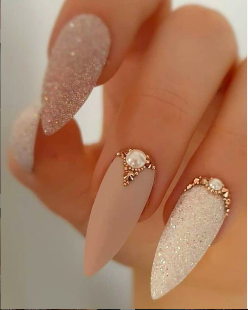 75 Amazing Stiletto Nail Ideas That You Must Have A Try