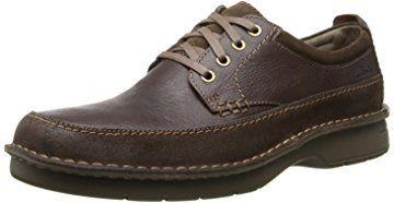 clarks men's seeley pace  casual shoes dress shoes men
