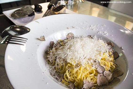 Gioia Restaurante Italiano En Chueca Restaurantes Italianos Comida étnica Ensalada Japonesa
