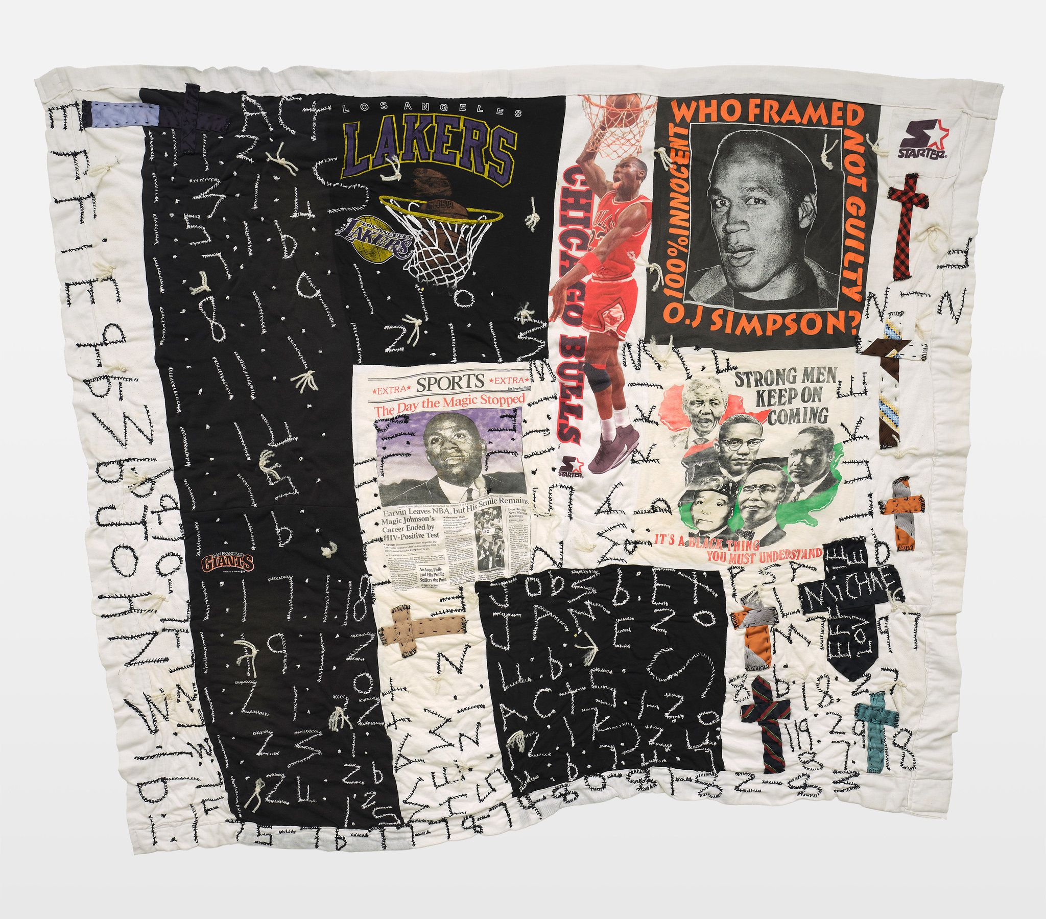 The Radical Quilting of Rosie Lee Tompkins in 2020