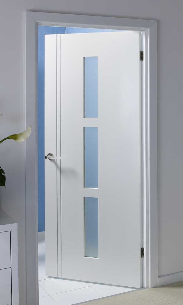 White Interior Doors sierra glazed white interior door and good looking for cool