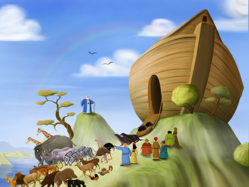 noah u0027s ark an interactive children u0027s bible tale by tabtale for