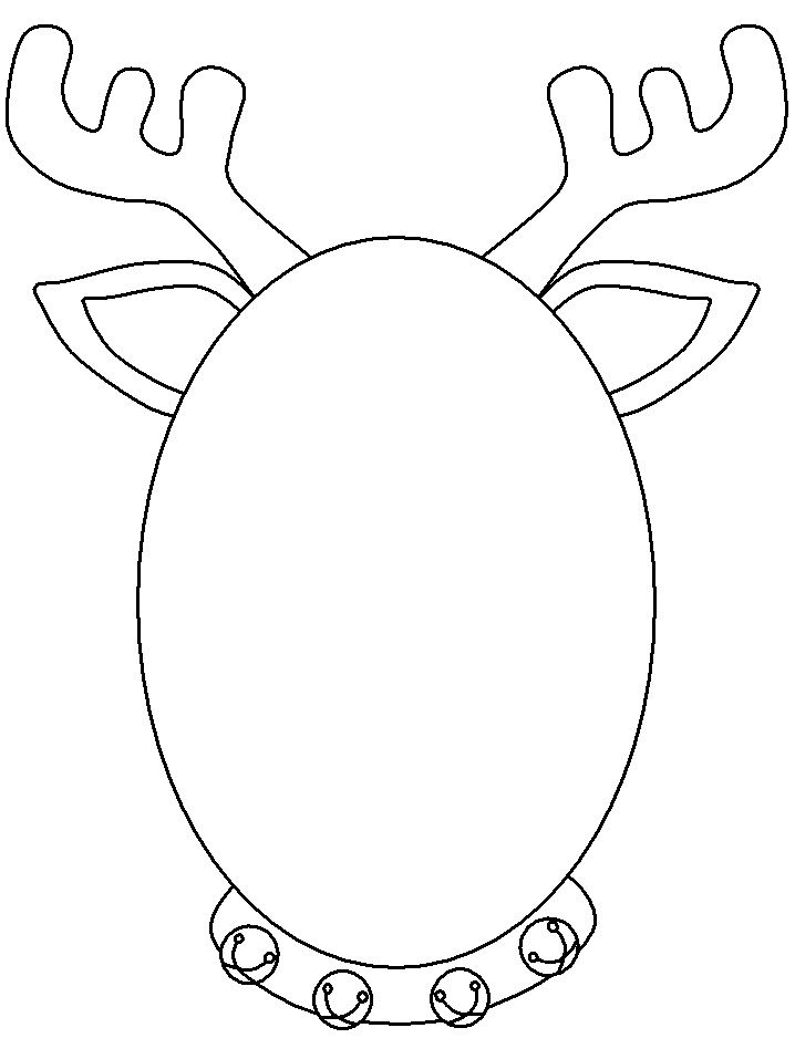 Http Bellowsfam Com 1b Details Reindeer Jpg Reindeer Face Merry Christmas Coloring Pages Christmas Projects For Kids
