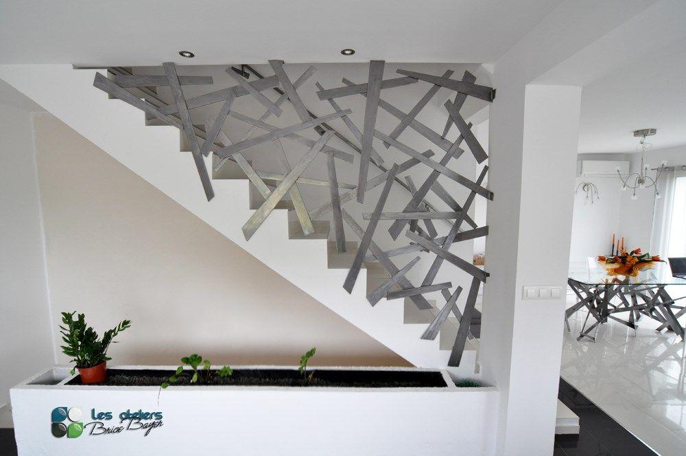Les Ateliers Brice Bayer - Architecture d\'intérieur- garde corps ...