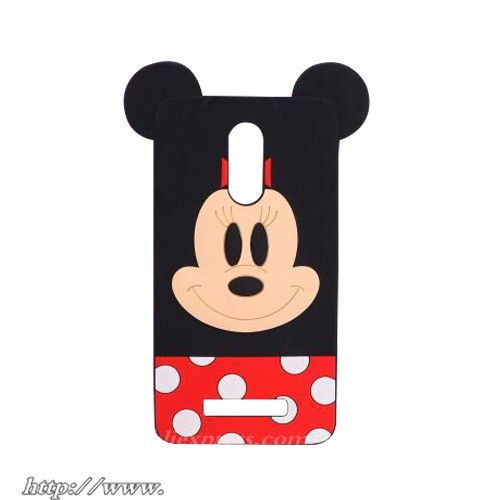 3D Cartoon case for Xiaomi redmi note 3 redmi note 3 pro Minnie phone case back cover For xiaomi redmi note 3 pro