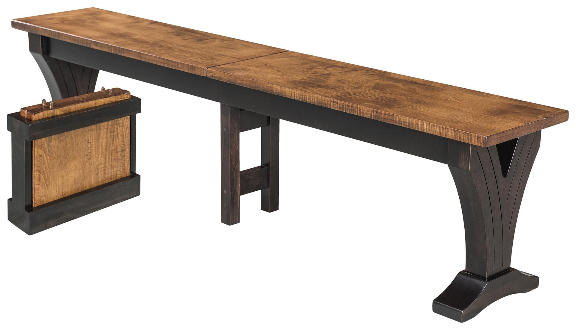 Amish Amelia Bench Amish Furniture Furniture Dining Furniture
