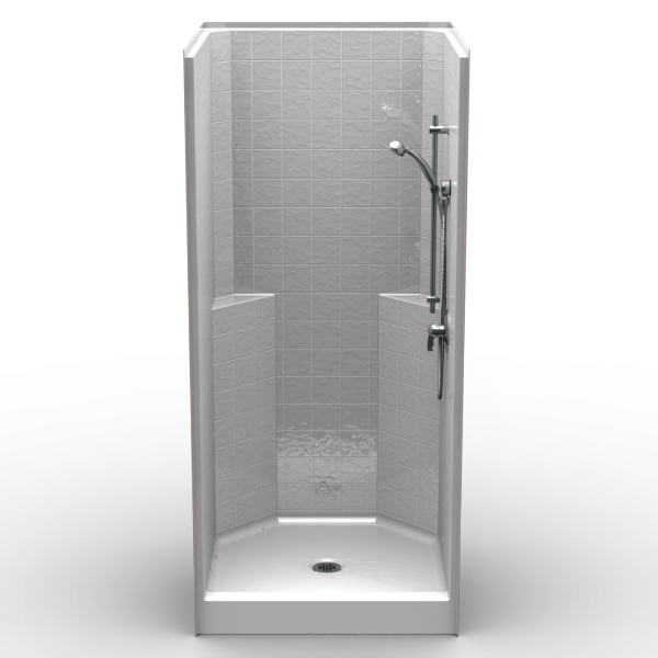 One Piece Shower/Tub Combo | Fiberglass Tub Shower ...