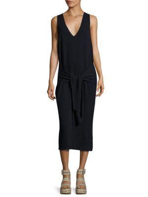 1d509794e4d RAG   BONE Michelle Tie-Waist Rib-Knit Sweater Dress.  ragbone  cloth  dress