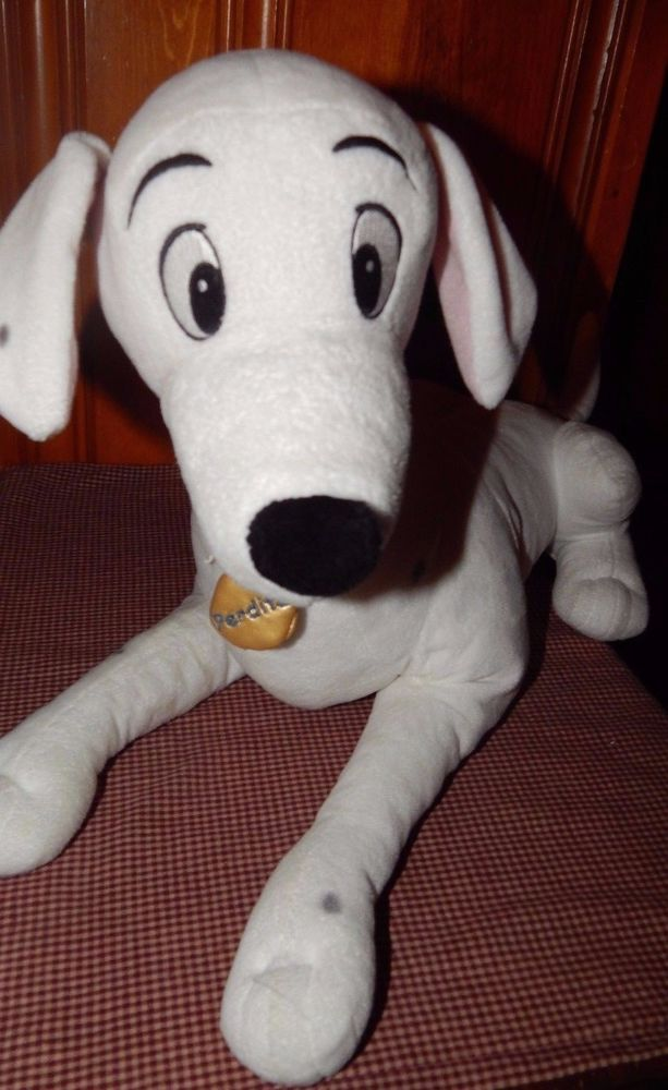Sonstige Disney 101 Dalmations Rolly Plush  Medium  14 Inches