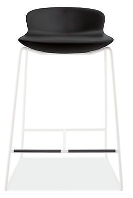 Superb Leo Counter Stool With Wire Base Stools Counter Stools Machost Co Dining Chair Design Ideas Machostcouk