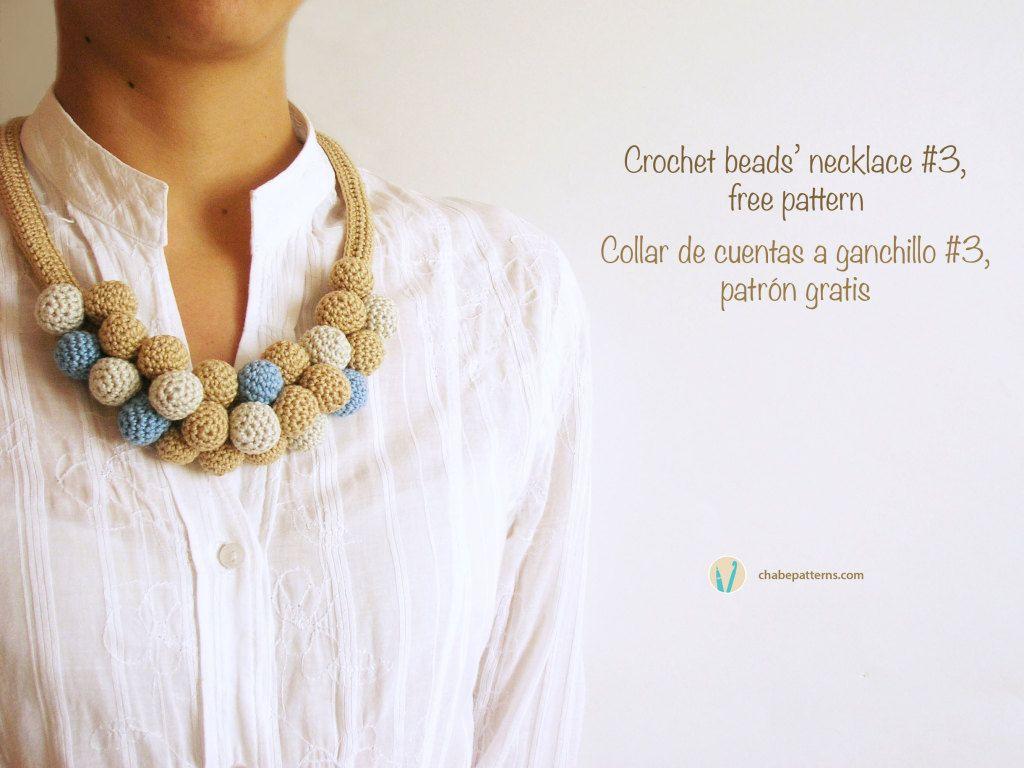 CROCHET_NECKLACE_5 | Crochet-1: All About Crochet | Pinterest ...