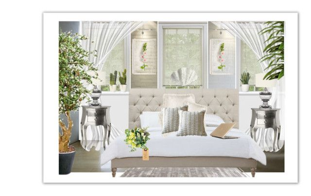 """Home From Home..."" by desert-belle ❤ liked on Polyvore featuring interior, interiors, interior design, hogar, home decor, interior decorating, Andrew Martin, Tommy Mitchell, Eichholtz y PLANT"