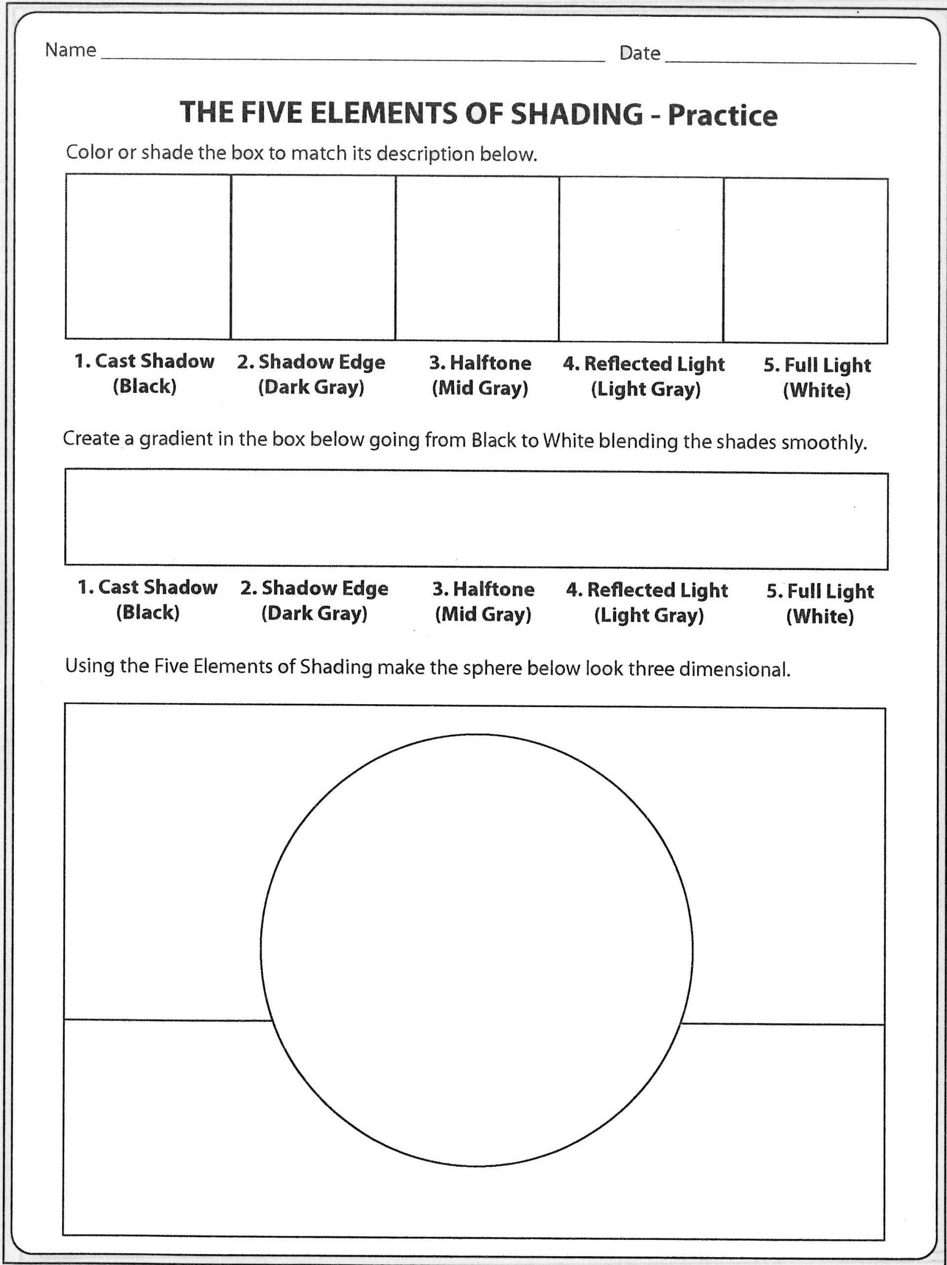 8 Functional Shapes Worksheets For Grade 2 In