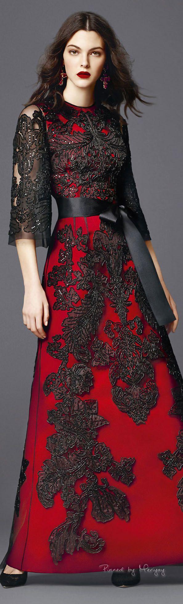 Farb-und Stilberatung mit www.farben-reich.com - ♔Dolce & Gabbana.2015♔                                                                                                                                                                                 More