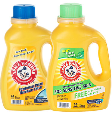 Arm Hammer Laundry Detergent Coupon 3 00 Off 2 Laundry