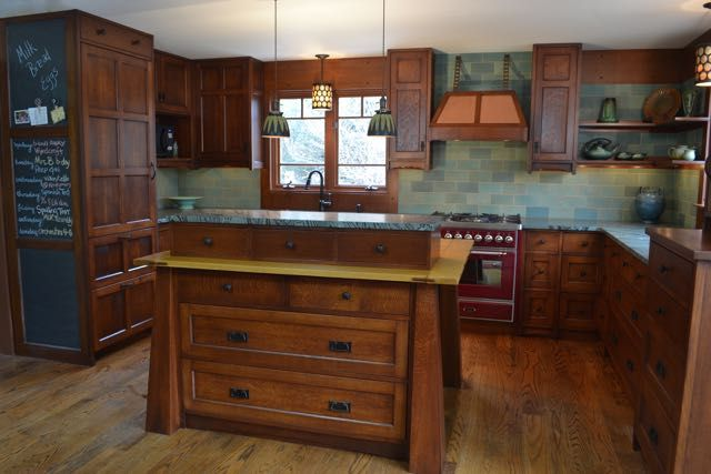 Craftsman Kitchen Craftsman Kitchen Mission Style Kitchens Craftsman Kitchen Cabinets