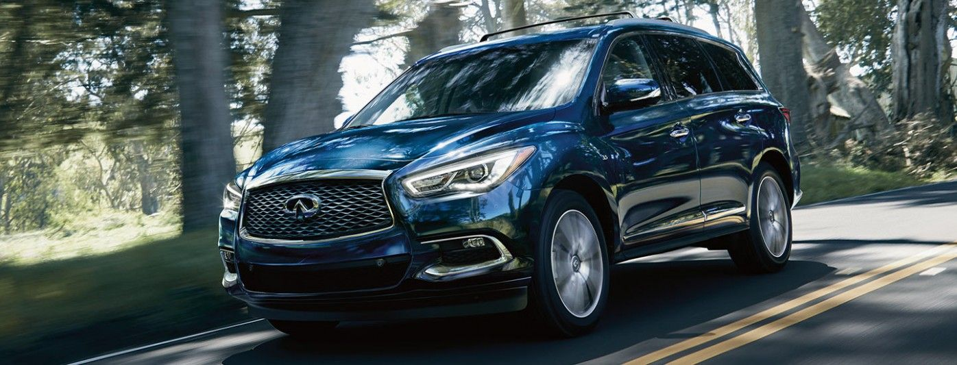 Ten Things You Probably Didn't Know About Infiniti Suv