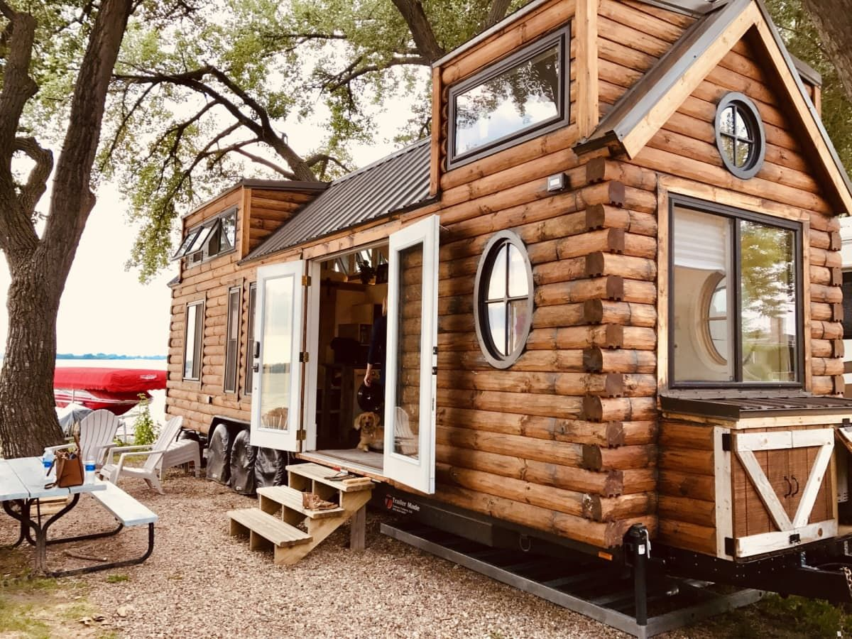 Wandering Cabin Engineered Beautifully Designed Tiny House For Sale In Buena Vista Colorado Tiny House Listings Tiny Houses For Sale Cheap Tiny House Tiny House On Wheels