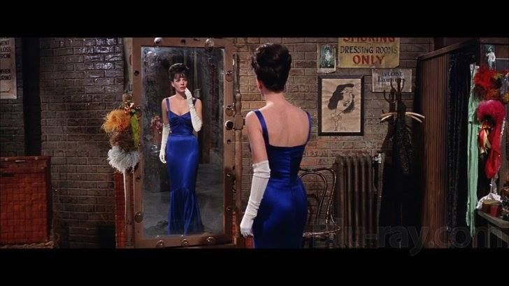 Natalie Wood in 'Gypsy' 1962