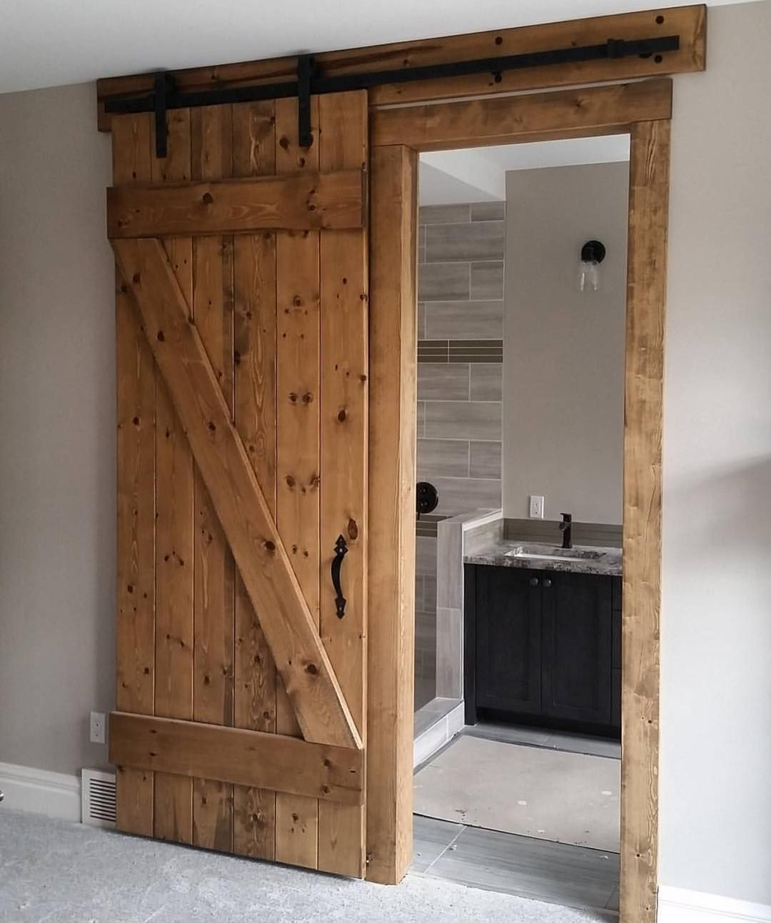 Pin On Sliding Barn Doors