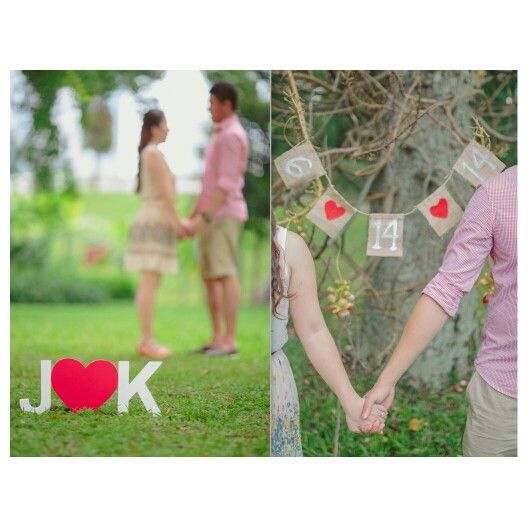 River Photo Shoot Ideas: Singapore Engagement In 2019