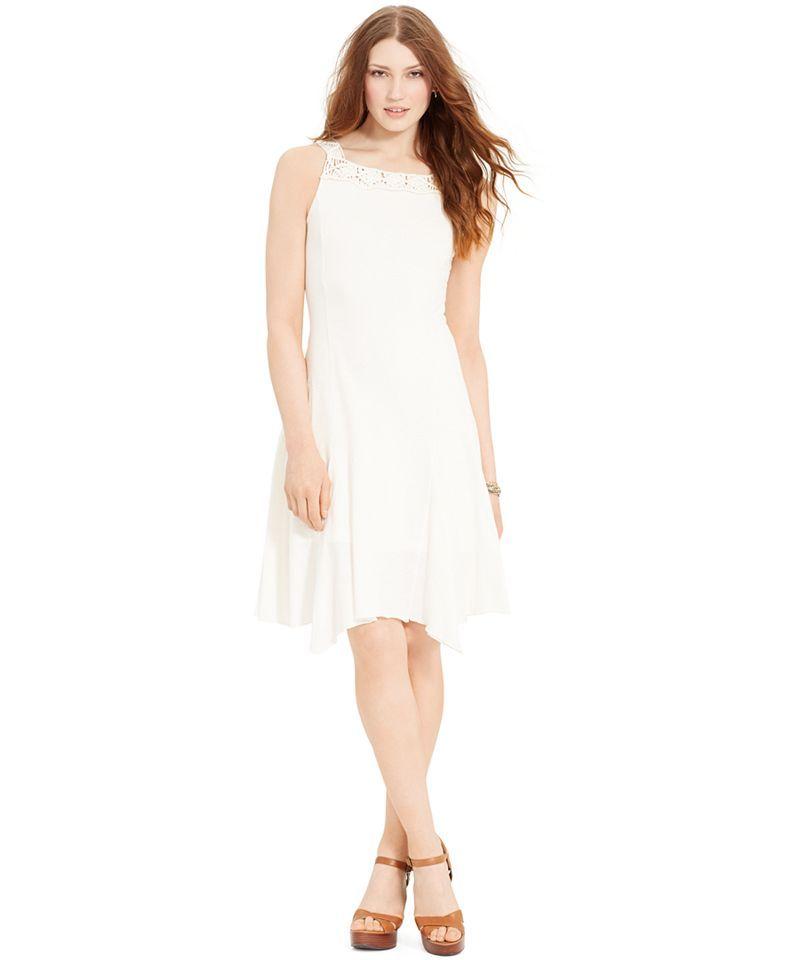 Lauren Ralph Lauren Dresses - Macy's