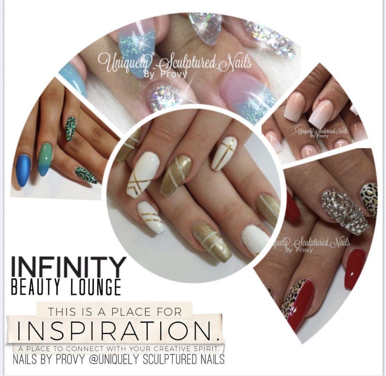 Infinity Beauty Jax 904 274 9333 Located At 3864 San Jose Park Dr Jax Fl 32217 Full Hair Nail Salon Graduation Nails Hair And Nail Salon Sculptured Nails