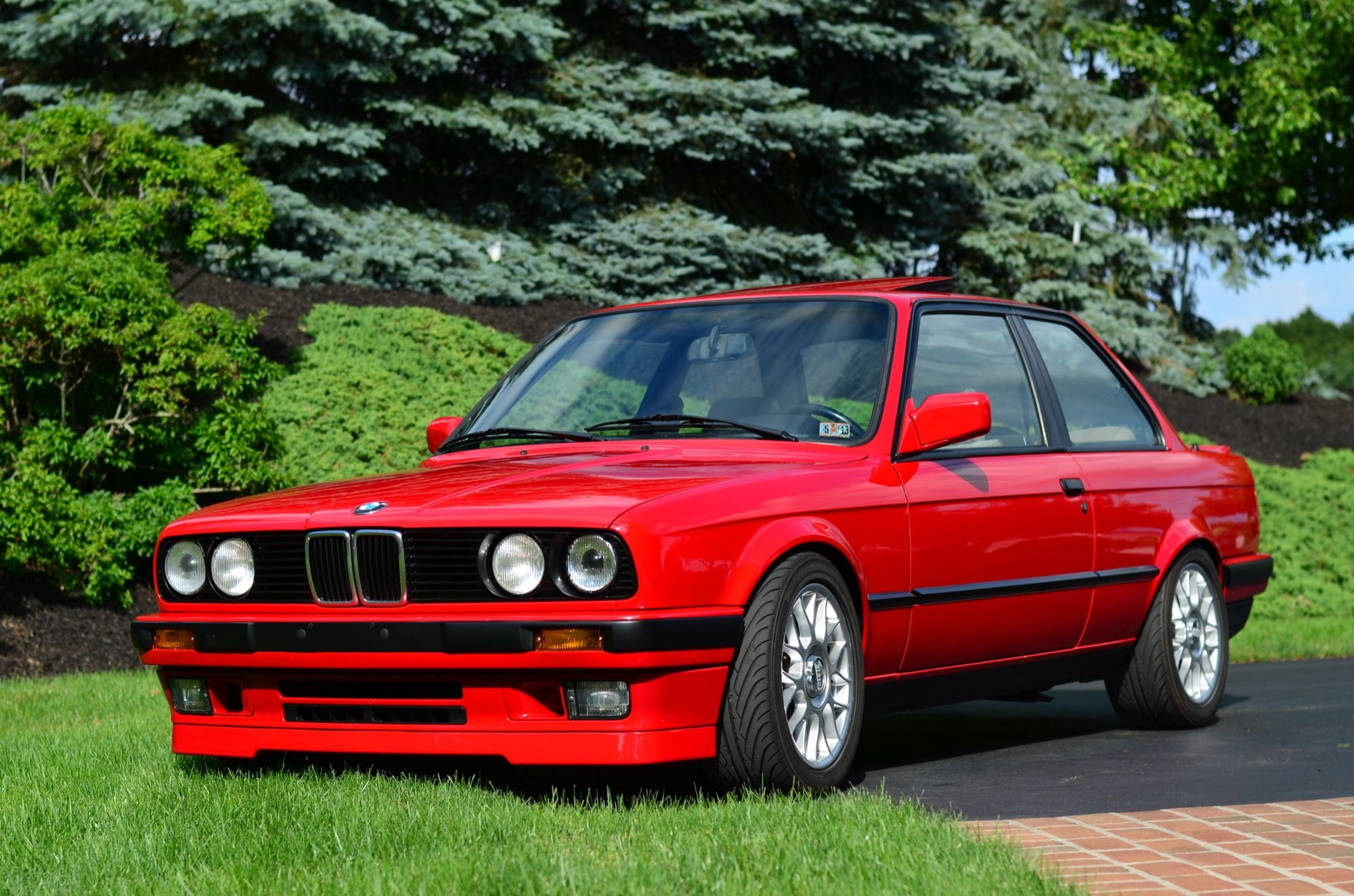 Image result for red 325is e30