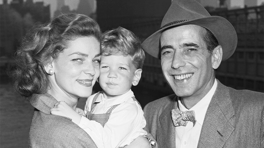 Humphrey Bogart, Lauren Bacall's son recalls growing up with Hollywood icons #hollywoodicons
