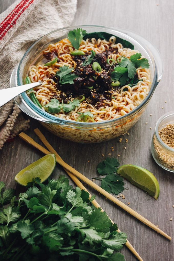mexican dan dan noodles with chorizo and lime noodles oh noodles