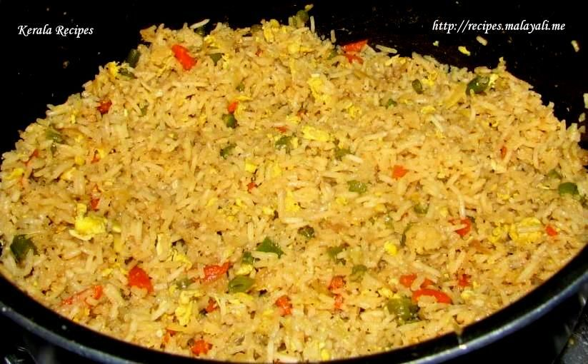 Vegetable fried rice can be made using any number of vegetables vegetable fried rice can be made using any number of vegetables description from recipeslayali i searched for this on bingimages ccuart Gallery
