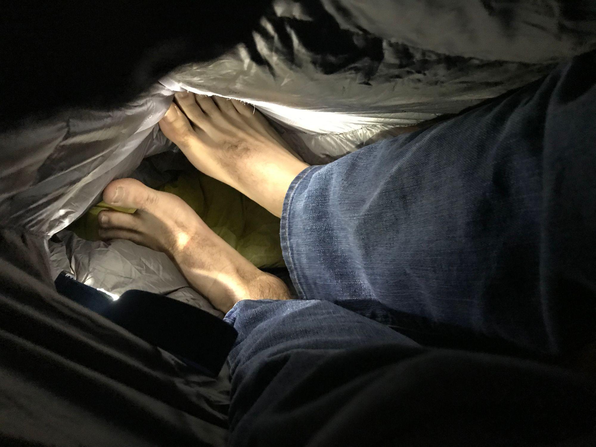 ProView Thermarest Parsec 20 Sleeping Bag Sleeping