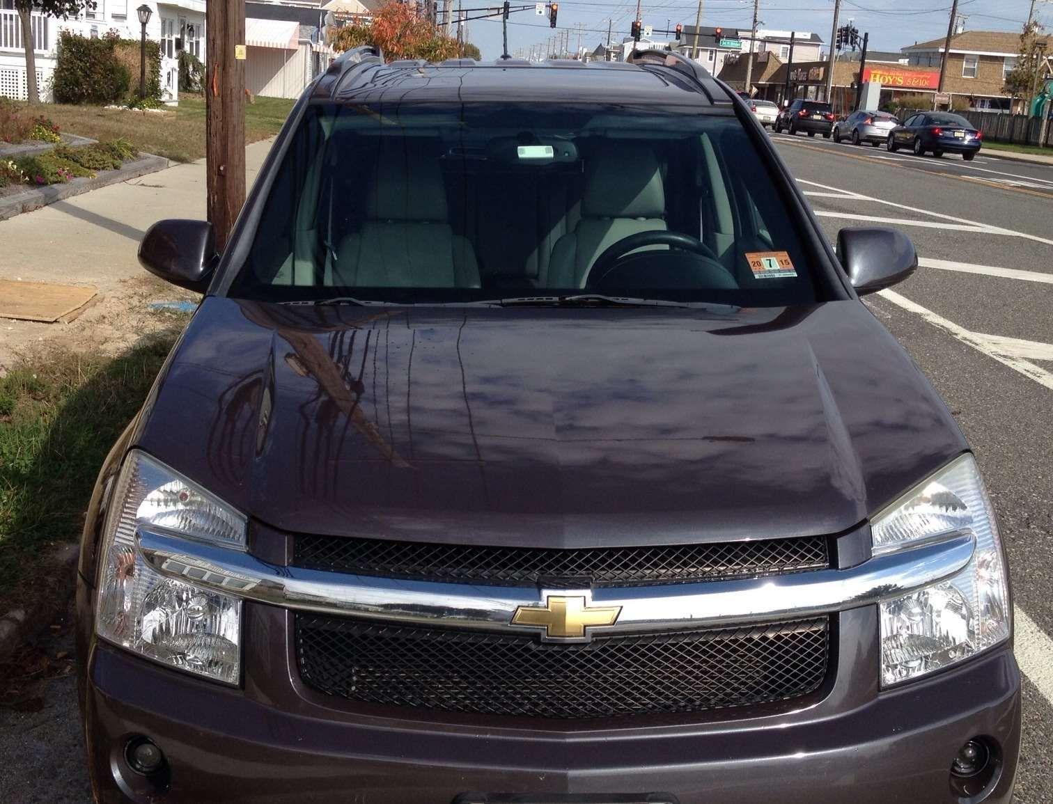 Equinox brown chevy equinox : Make: Chevrolet Model: Equinox Year: 2008 Body Style: Exterior ...