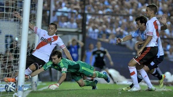 El gol en contra de Ramiro Funes Muerto...