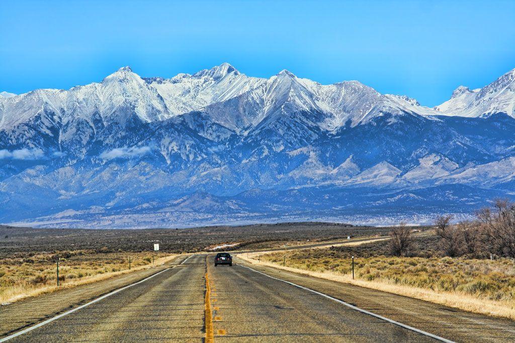 Colorado Mountains Colorado High Rocky Mountain Road Trip