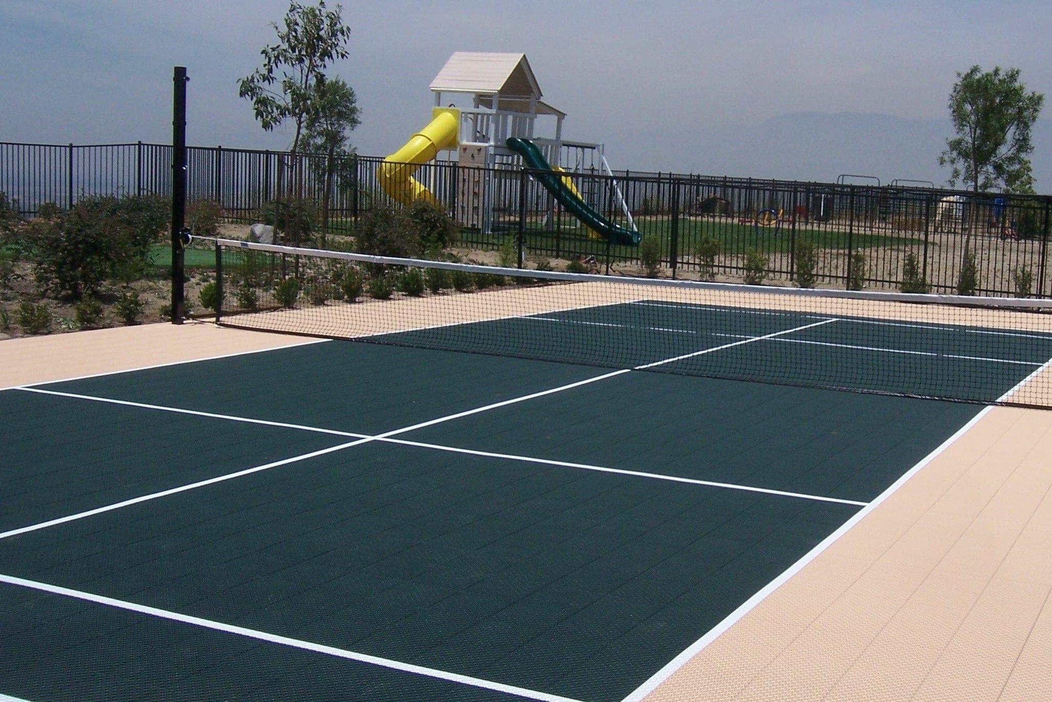 Richman Ca Paddle Tennis Court Jpg 2057 1373 Tennis Court Indoor Sports Court Outdoor