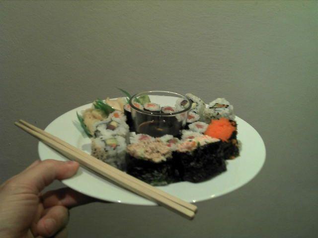 Sushi. #phh